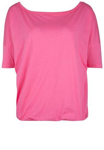 Blaumax Oversize-Shirt SANTIAGO ORGANIC COTTON, aus Bio-Baumwolle