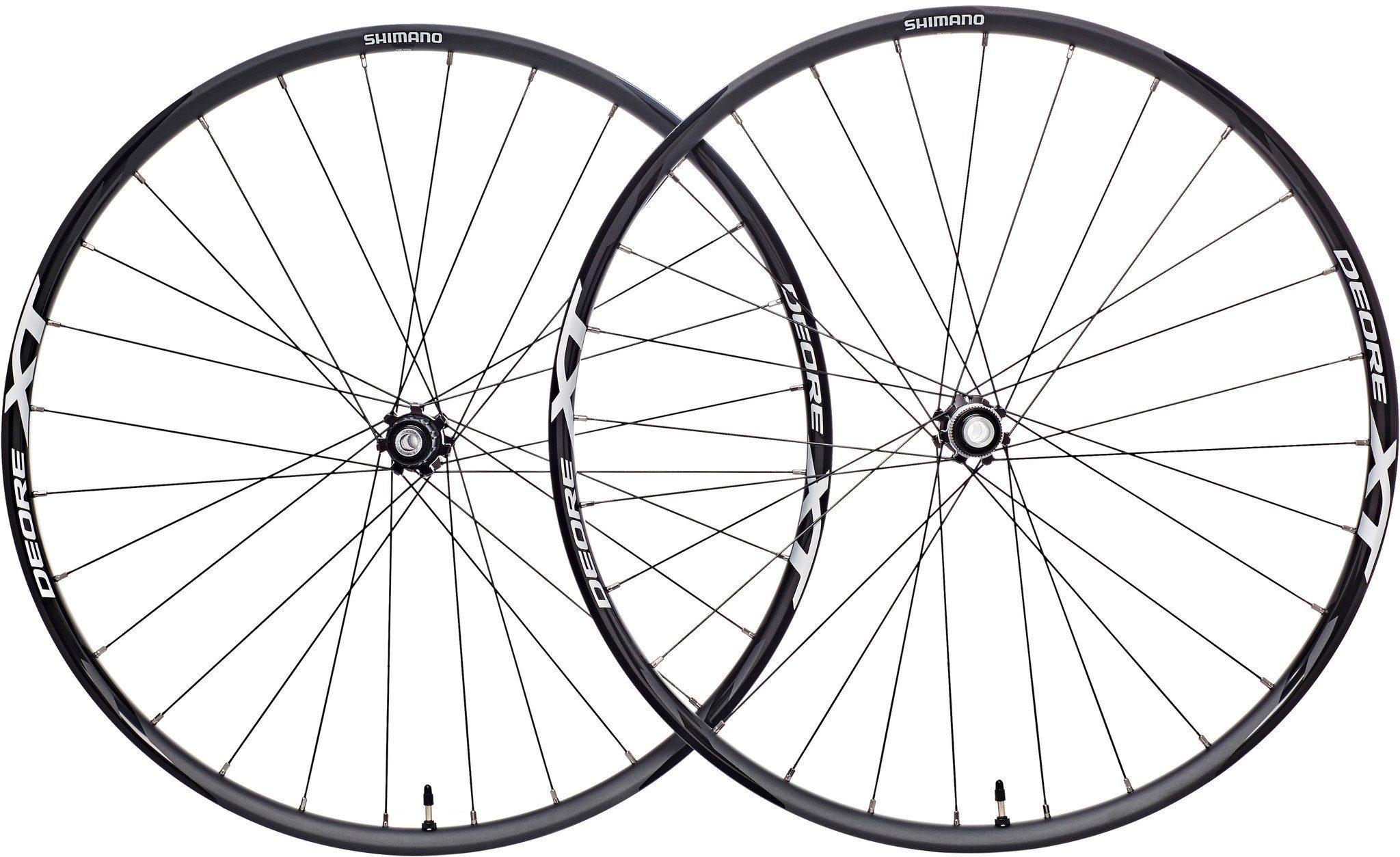 """Shimano Laufrad »Deore XT WH-M8000-B Disc Laufradsatz 27,5""""«"""