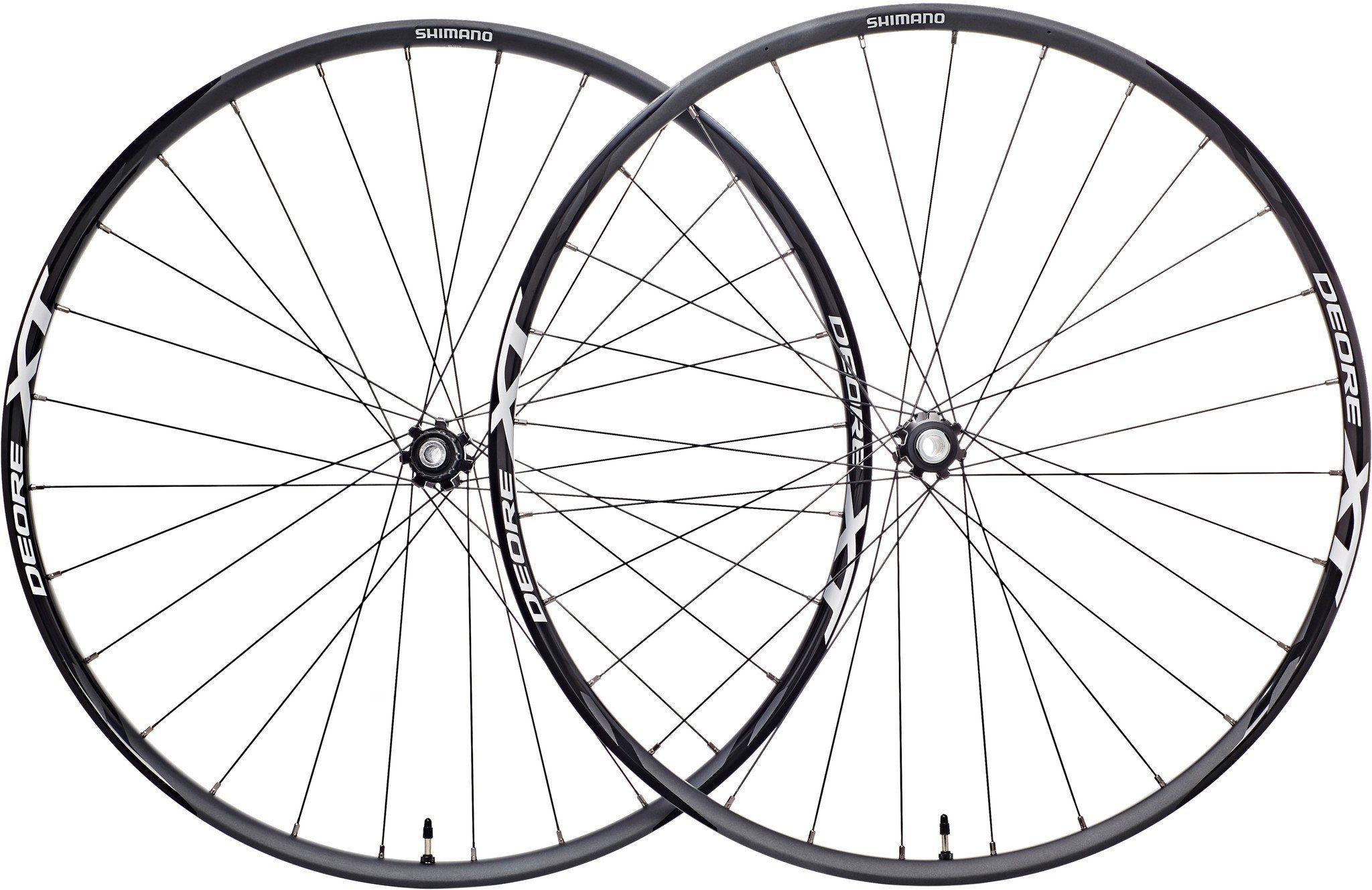 """Shimano Laufrad »Deore XT WH-M8020-B Disc Laufradsatz 29""""«"""