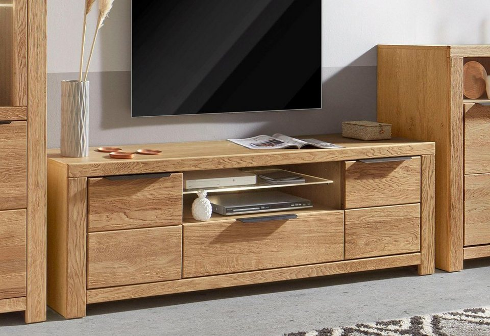 lowboard aalborg breite 180 cm online kaufen otto. Black Bedroom Furniture Sets. Home Design Ideas