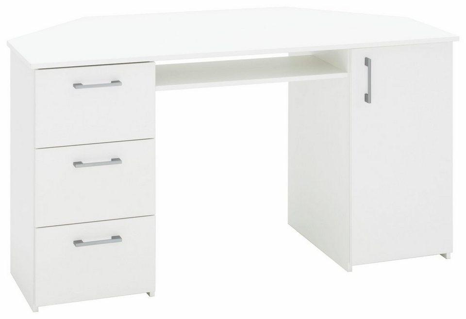 eck schreibtisch ecko ma e b t h 137 67 73 cm online kaufen otto. Black Bedroom Furniture Sets. Home Design Ideas