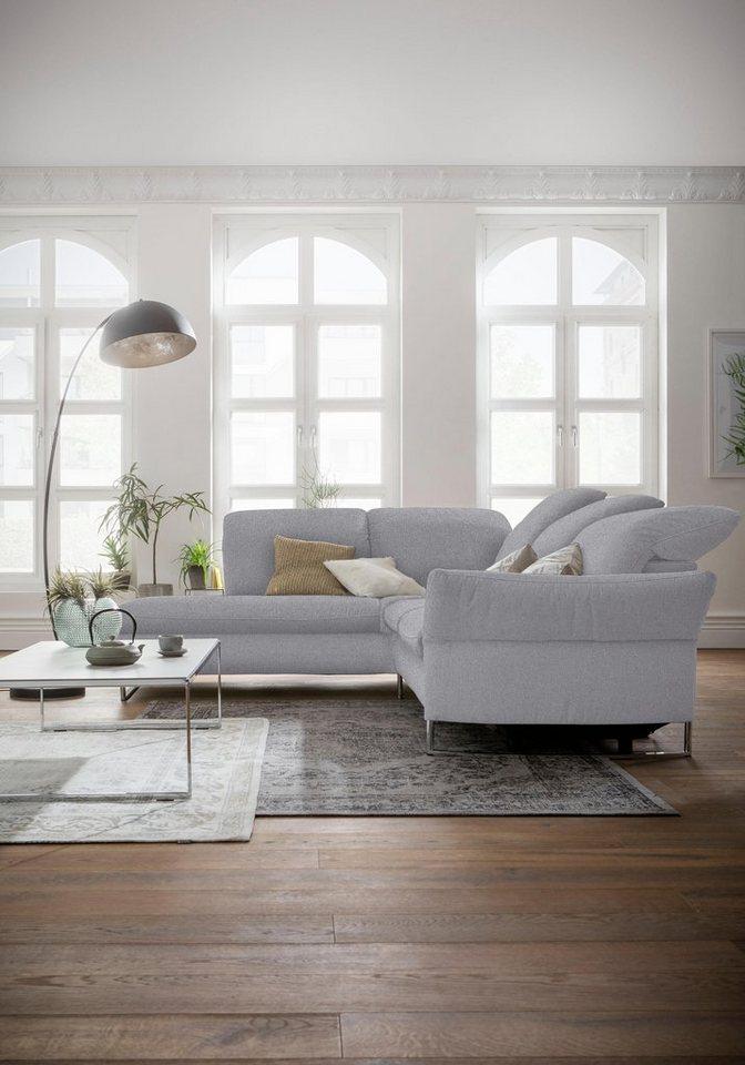 gallery m ecksofa viviana wahlweise mit motorischer. Black Bedroom Furniture Sets. Home Design Ideas