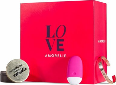 AMORELIE Erotik-Toy-Set »Geschenkbox für Sie«, 3-tlg.