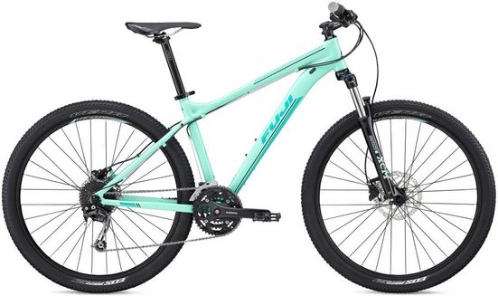 FUJI Bikes Mountainbike »Addy 1.5«, 27 Gang Shimano Deore Schaltwerk, Kettenschaltung