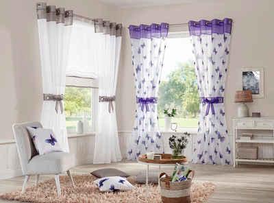 Moderne Wohnzimmergardinen Online Kaufen Viele Masse Otto