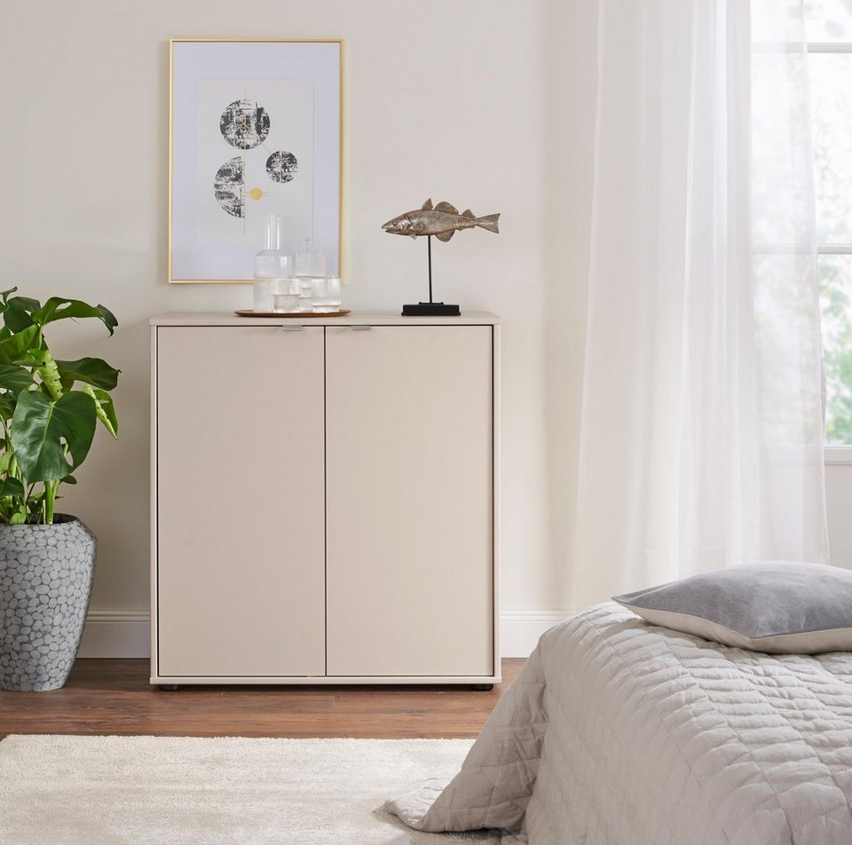 wiemann kommode catania breite 80 cm kaufen otto. Black Bedroom Furniture Sets. Home Design Ideas