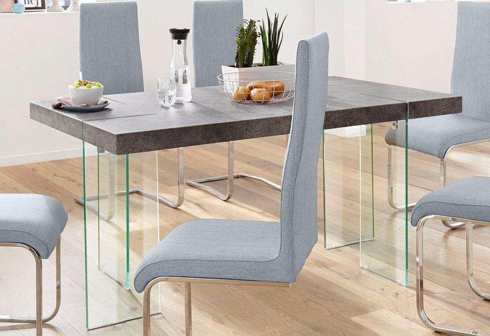 esstisch breite 160 cm online kaufen otto. Black Bedroom Furniture Sets. Home Design Ideas
