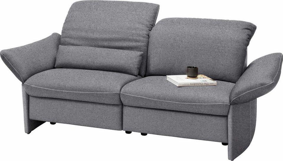 gallery m 3 sitzersofa viviana wahlweise mit motorischer. Black Bedroom Furniture Sets. Home Design Ideas