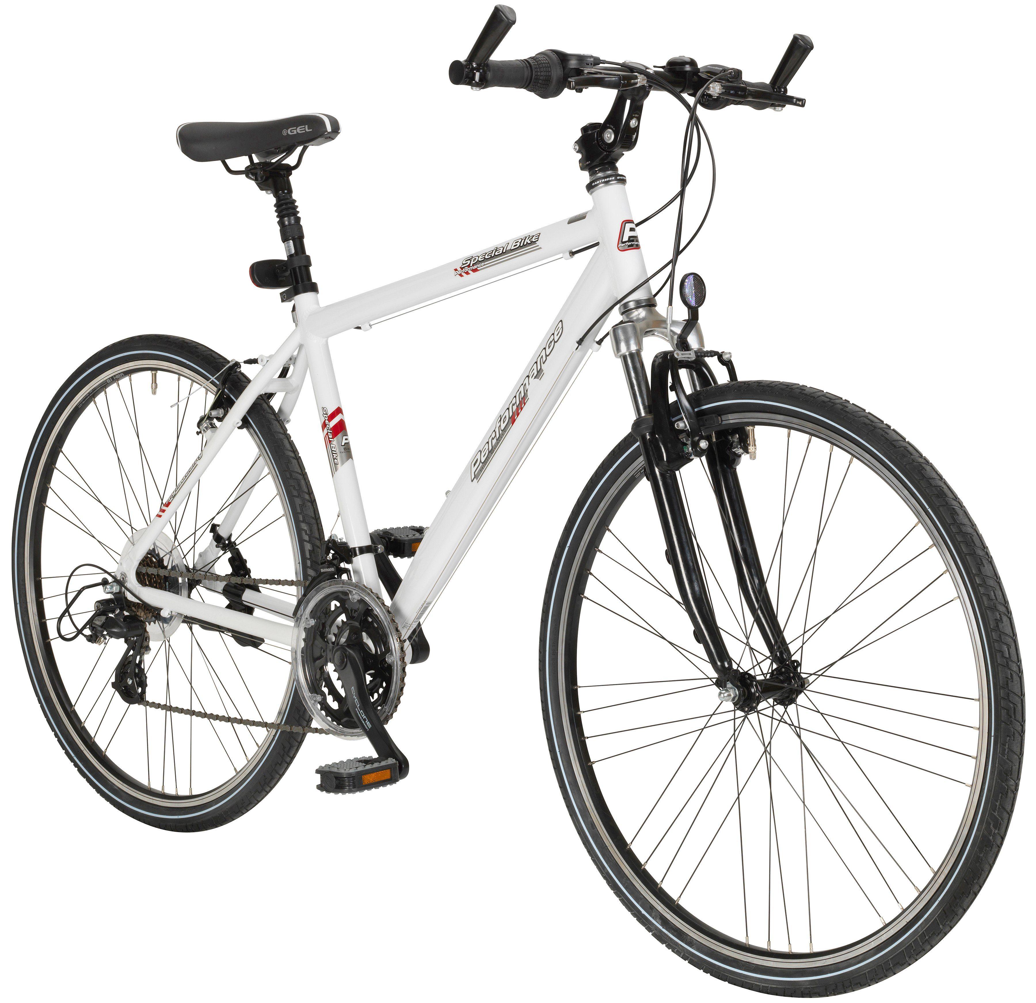 PERFORMANCE Crossbike »Melbourne«, 28 Zoll, 21 Gang, V-Bremsen