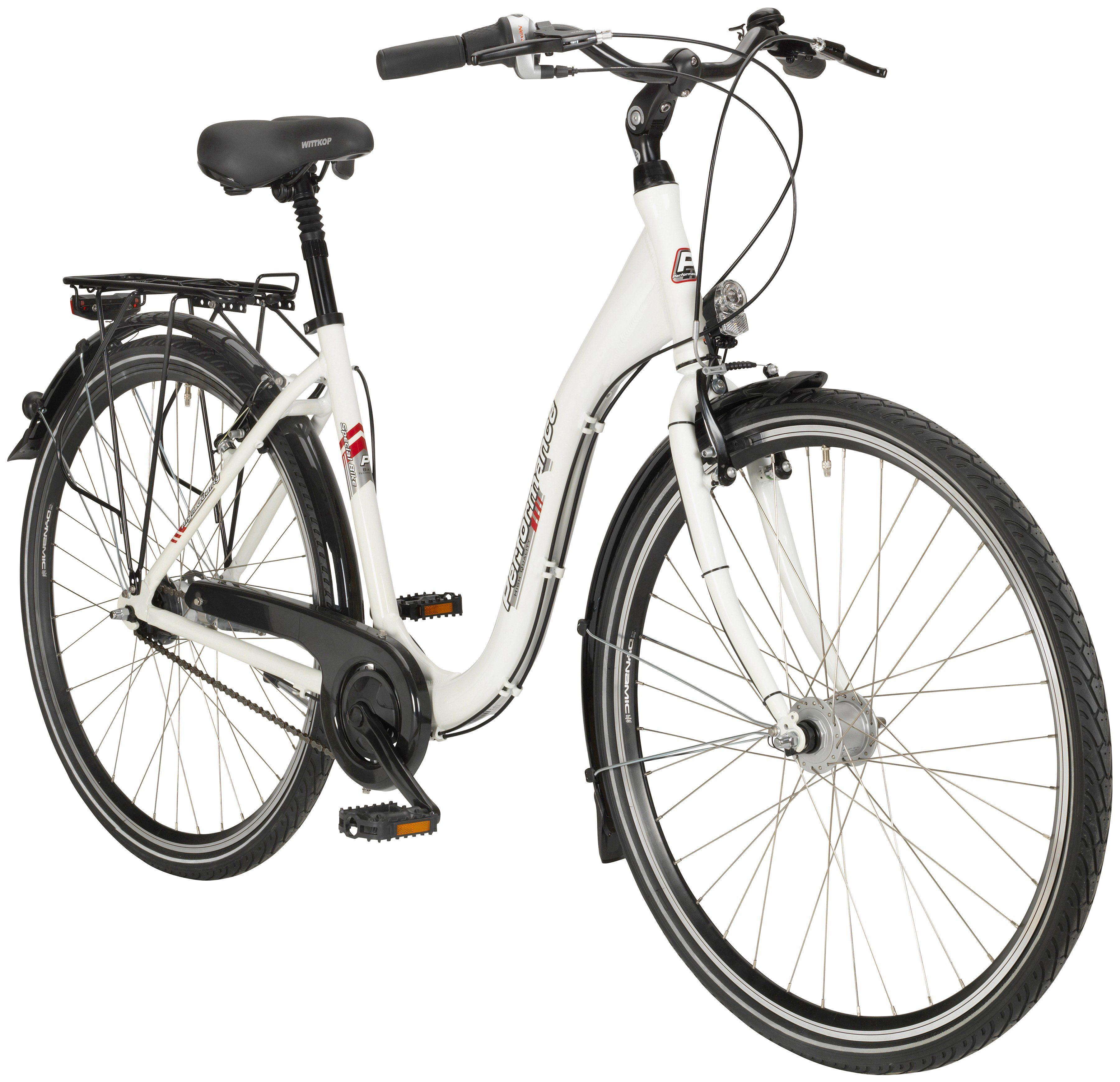 PERFORMANCE Citybike Damen »Odense«, 28 Zoll, 7 Gang, Rücktrittbremse