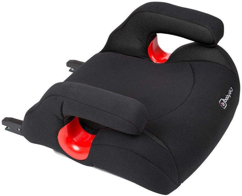 babygo sitzerh hung kindersitz bursa 15 36 kg isofix online kaufen otto. Black Bedroom Furniture Sets. Home Design Ideas