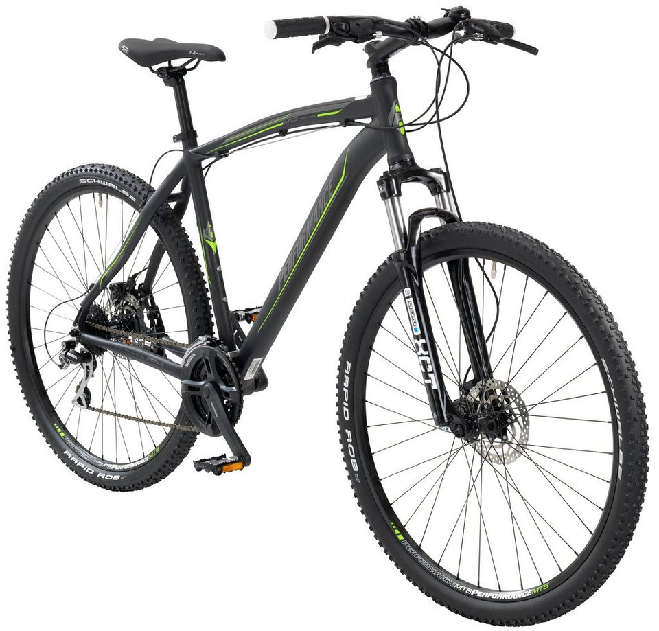 performance mountainbike montreal 29 zoll 24 gang. Black Bedroom Furniture Sets. Home Design Ideas