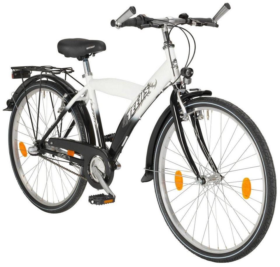 performance mountainbike detroit 26 zoll 3 gang r cktrittbremse online kaufen otto. Black Bedroom Furniture Sets. Home Design Ideas