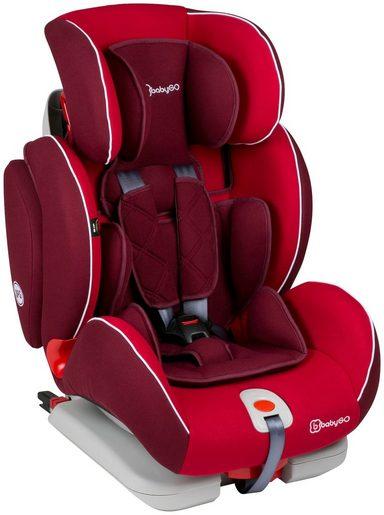 BABYGO Kindersitz »Sira«, 9 - 36 kg, Isofix