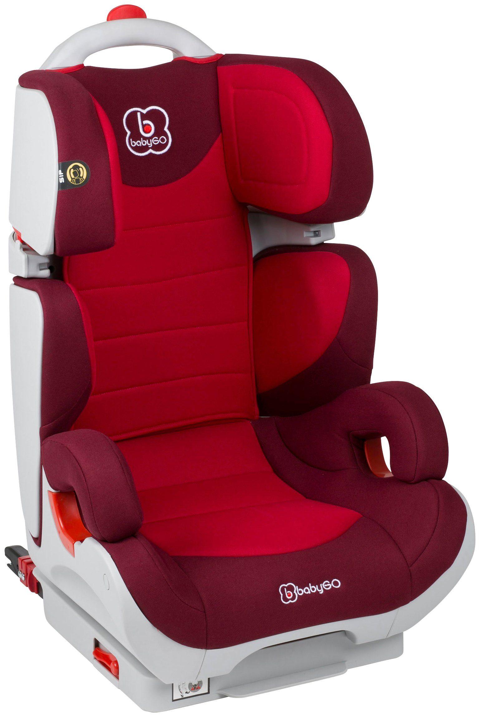 BABYGO Kindersitz »Wega«, 15 - 36 kg, Isofix