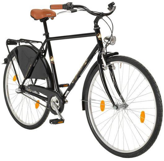 PERFORMANCE Citybike Herren »Heerenveen«, 28 Zoll, 3 Gang, Rücktrittbremse