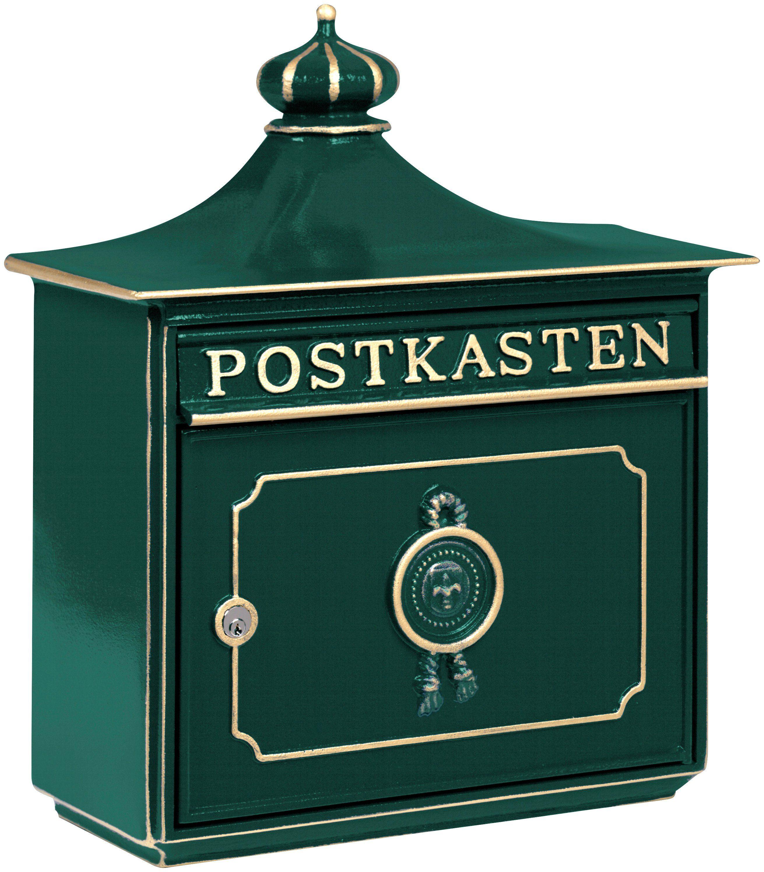 BURG WÄCHTER Briefkasten »Bordeaux 1895 GR«, Guss