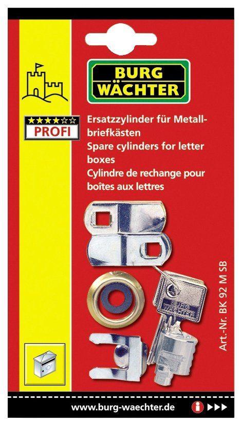 BURG WÄCHTER Briefkastenschloss »BK 92 M SB«, Briefkastenzylinder