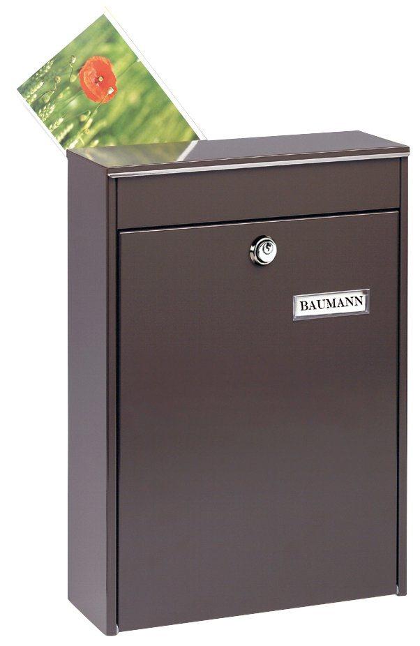 burg w chter briefkasten leipzig 778 br zaunbriefkasten online kaufen otto. Black Bedroom Furniture Sets. Home Design Ideas