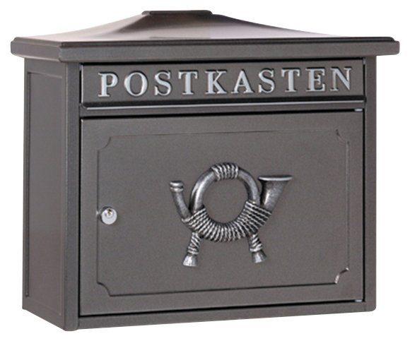 BURG WÄCHTER Briefkasten »Sylt 1883 E«, Stahlblech