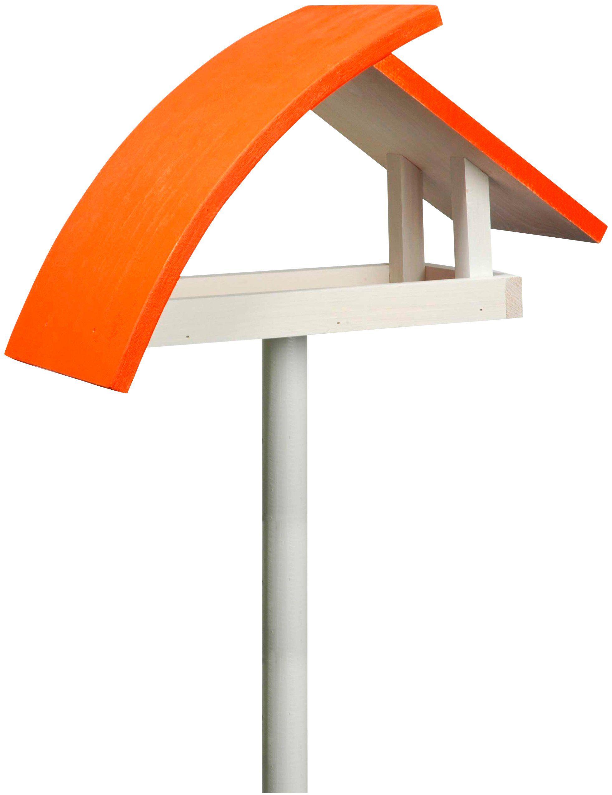 LUXUS-VOGELHAUS Vogelhaus »New Wave«, mit Standbein, BxTxH: 39x18x184 cm