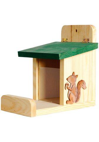 DOBAR Lesyklėlė dekoratyvinės voverės BxTxH:...