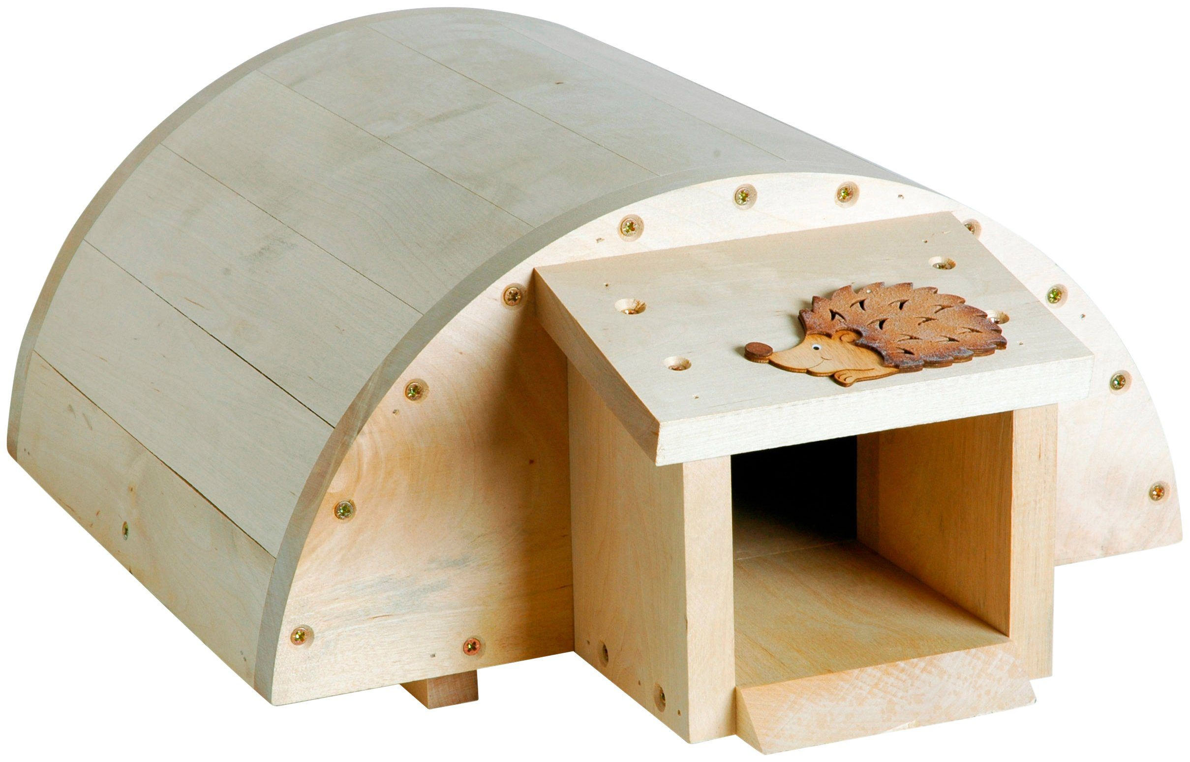 DOBAR Igelhaus »Meckine«, BxTxH: 39x46x20 cm