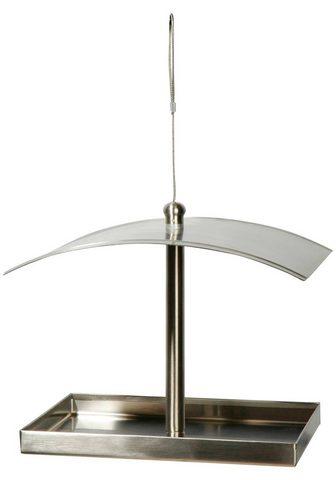 LUXUS-VOGELHAUS Inkilas »Metallglanz« BxTxH: 24x17x20 ...