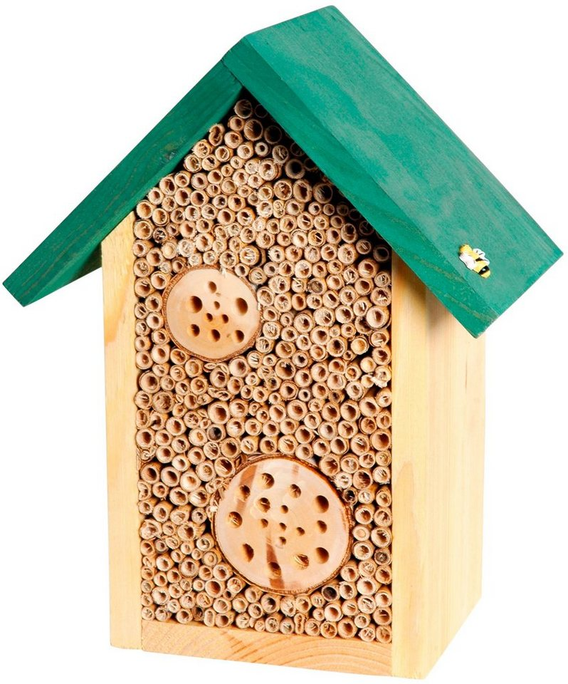 DOBAR Insektenhotel »Schilfinger«, BxTxH: 23x14x29 cm - Preisvergleich