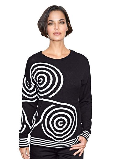Amy Vermont Pullover With Tarsia