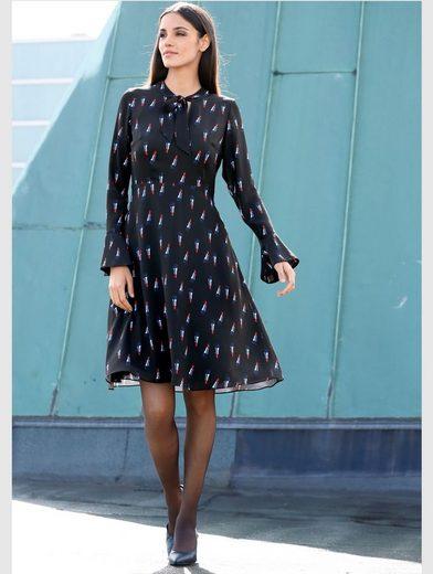 Amy Vermont Kleid mit Schluppe