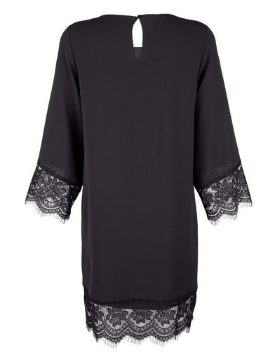 Amy Vermont Tunic With Lace