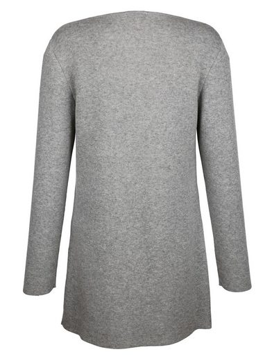 Amy Vermont Sweater With Turn-down Collar