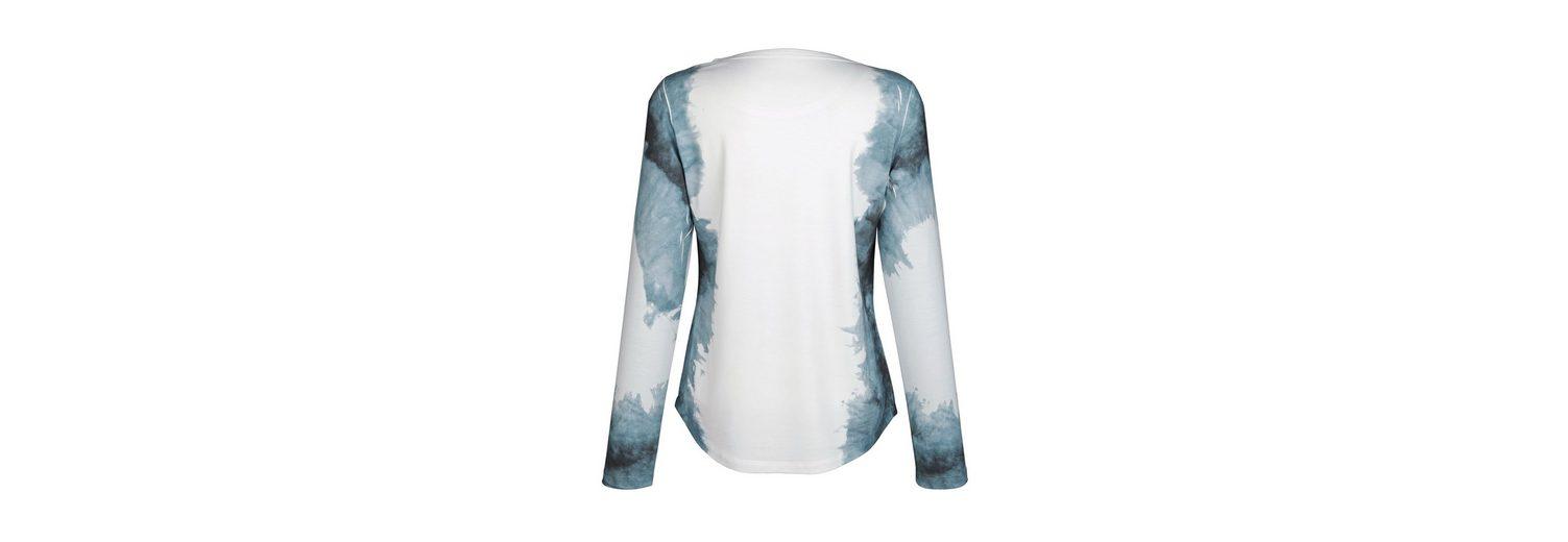 Amy Vermont Shirt mit platziertem Druck Gut Verkaufen yyfZH3