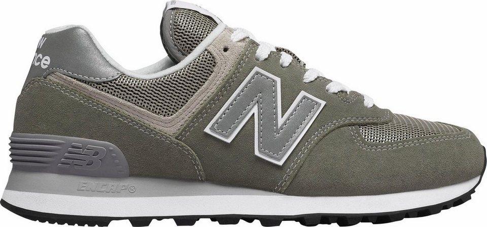 d0df1d7d90d5e3 New Balance »Iconic WL 574 Grey Day« Sneaker