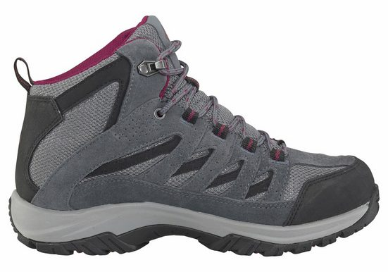 Columbia Crestwood Mid Waterproof Wmns Outdoorschuh