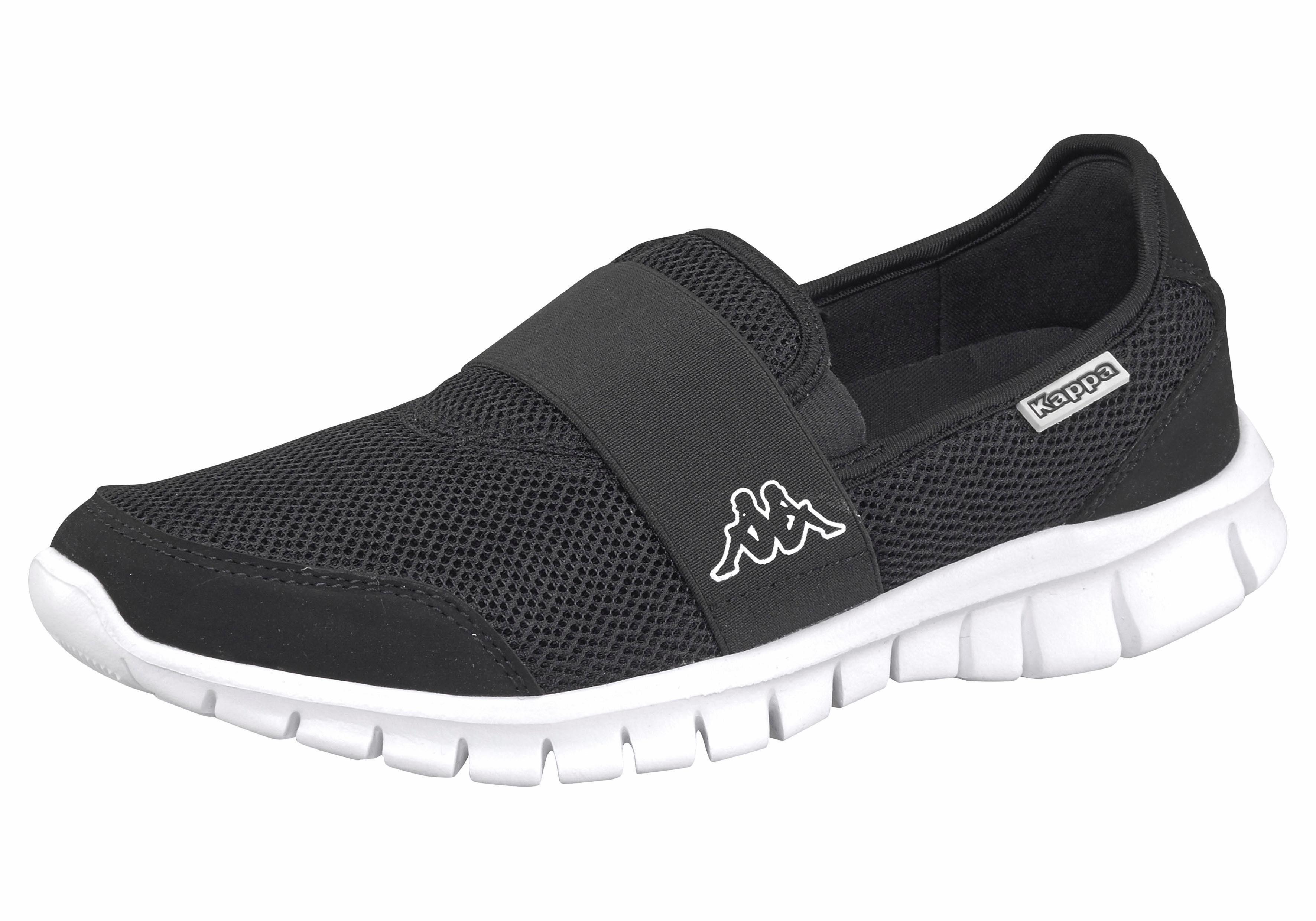 Kappa Taro Sneaker online kaufen  schwarz-weiß