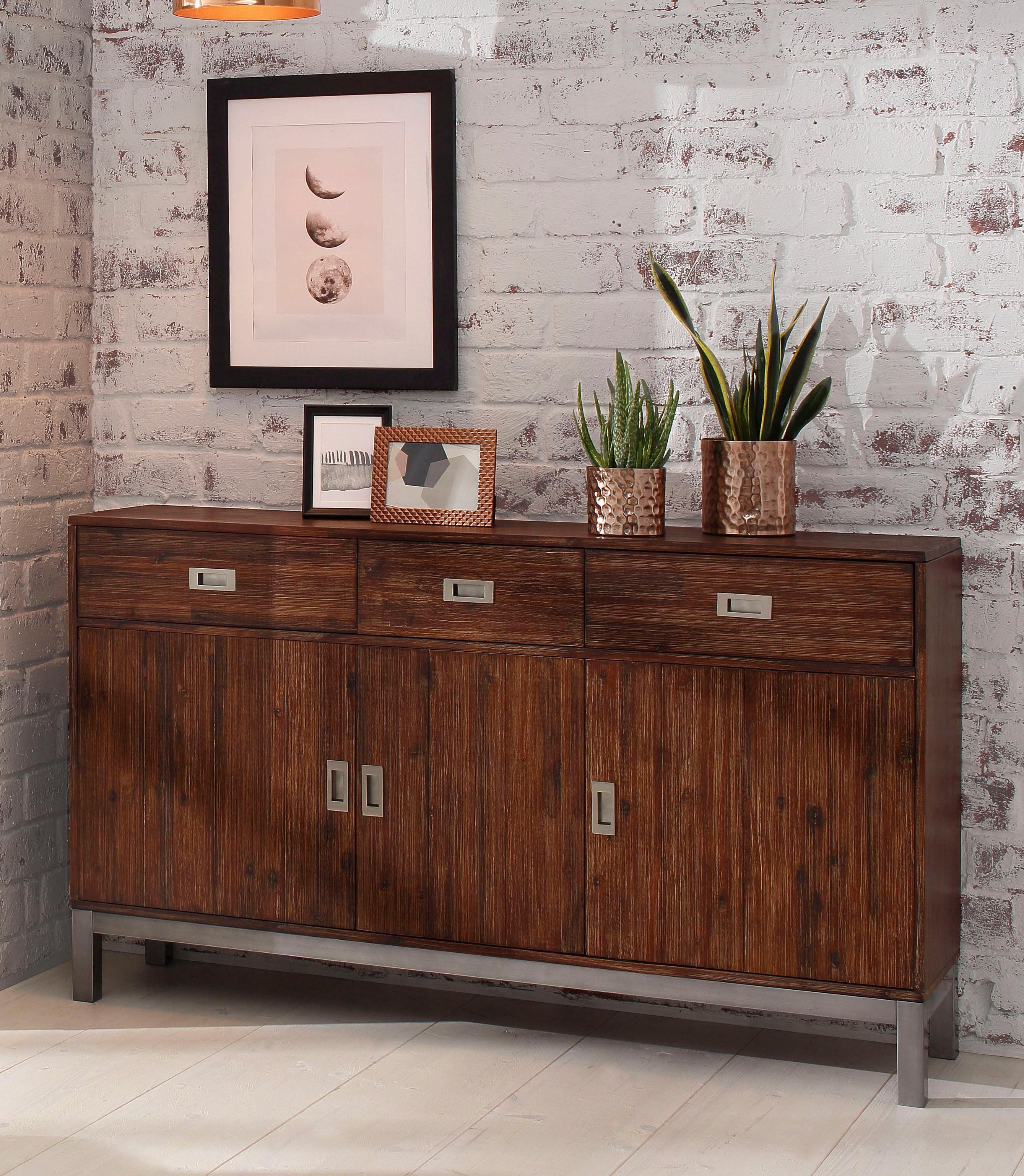 Home affaire Sideboard »Kenya«, Breite 145 cm