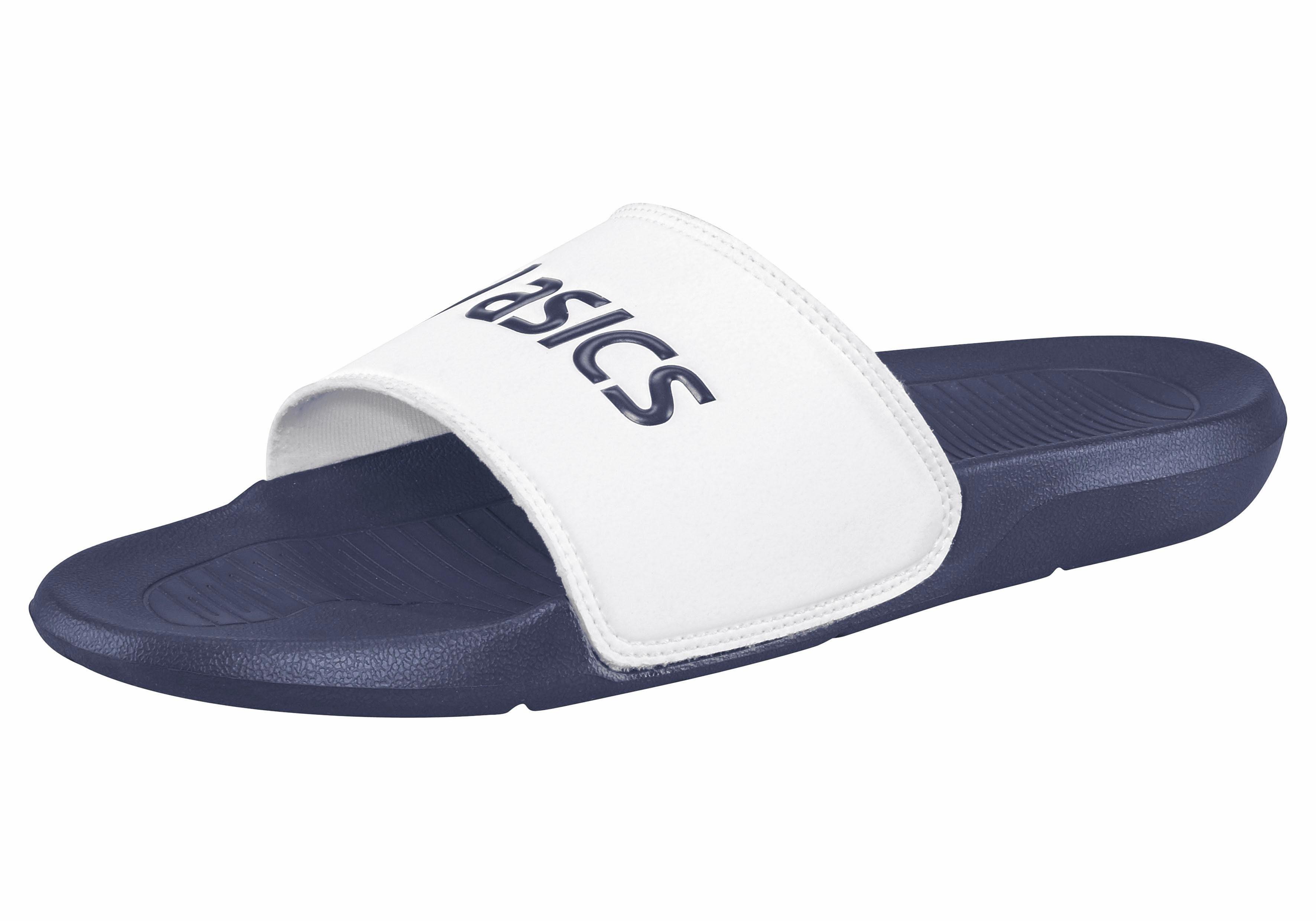 Asics AS003 Badesandale online kaufen  blau-weiß