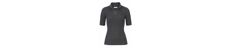GREYSTONE T-Shirt, im Troyer-Stil