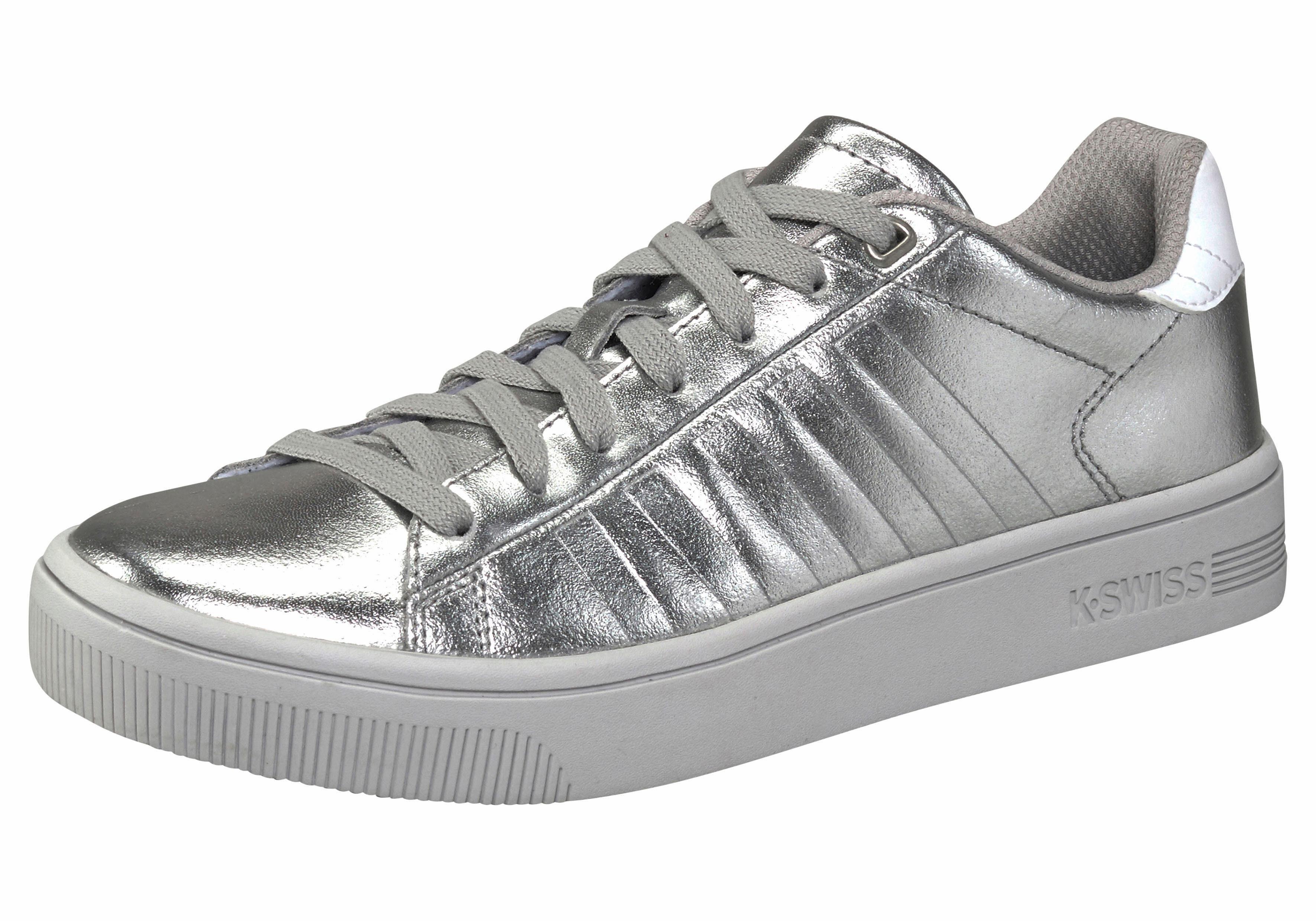 K-Swiss Court Frasco Sneaker online kaufen  silberfarben
