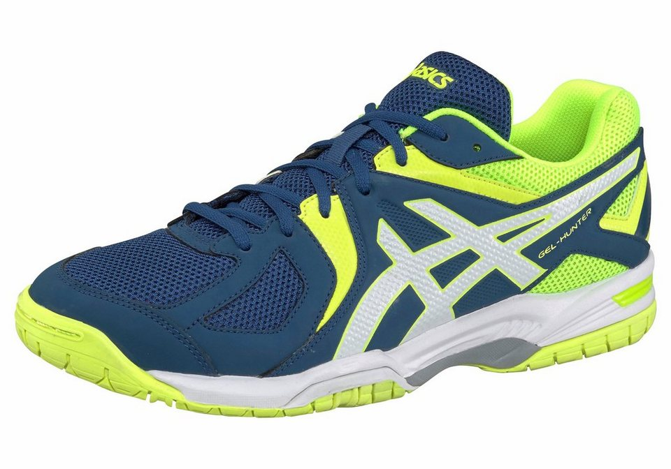 asics gel hunter 3 indoorschuh online kaufen otto. Black Bedroom Furniture Sets. Home Design Ideas