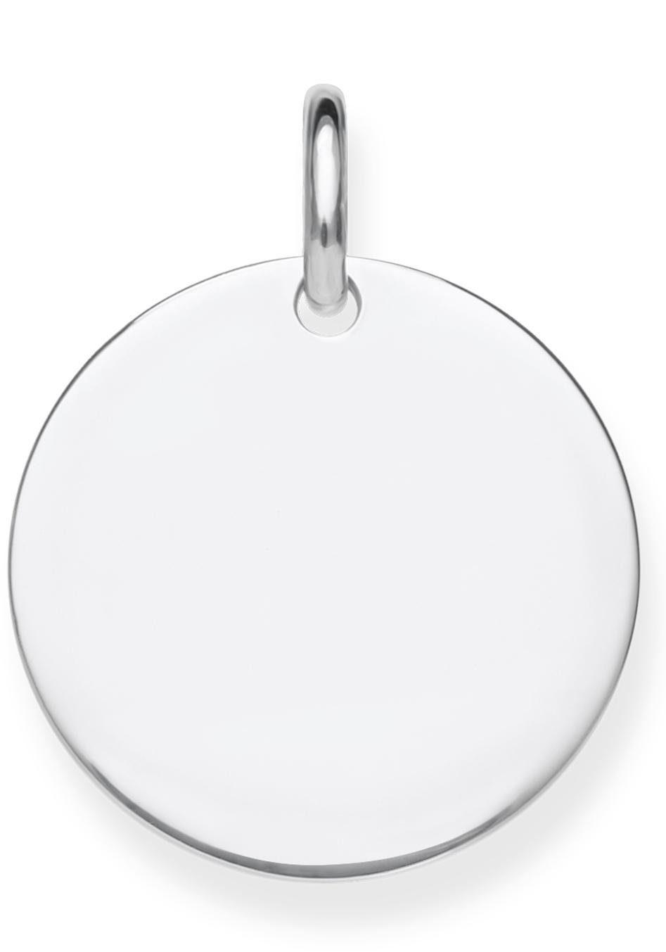 THOMAS SABO Kettenanhänger »Coin, LBPE0016-001-12«