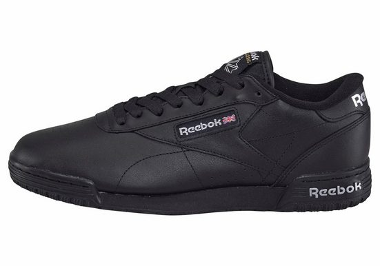 Schwarz Logo Reebok Classic o Int« Clean Sneaker fit »ex lcTK1JF