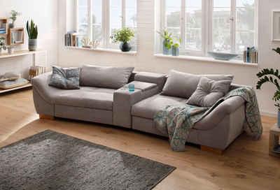 Ledersofa anthrazit  XXL Sofa & XXL Couch online kaufen | OTTO