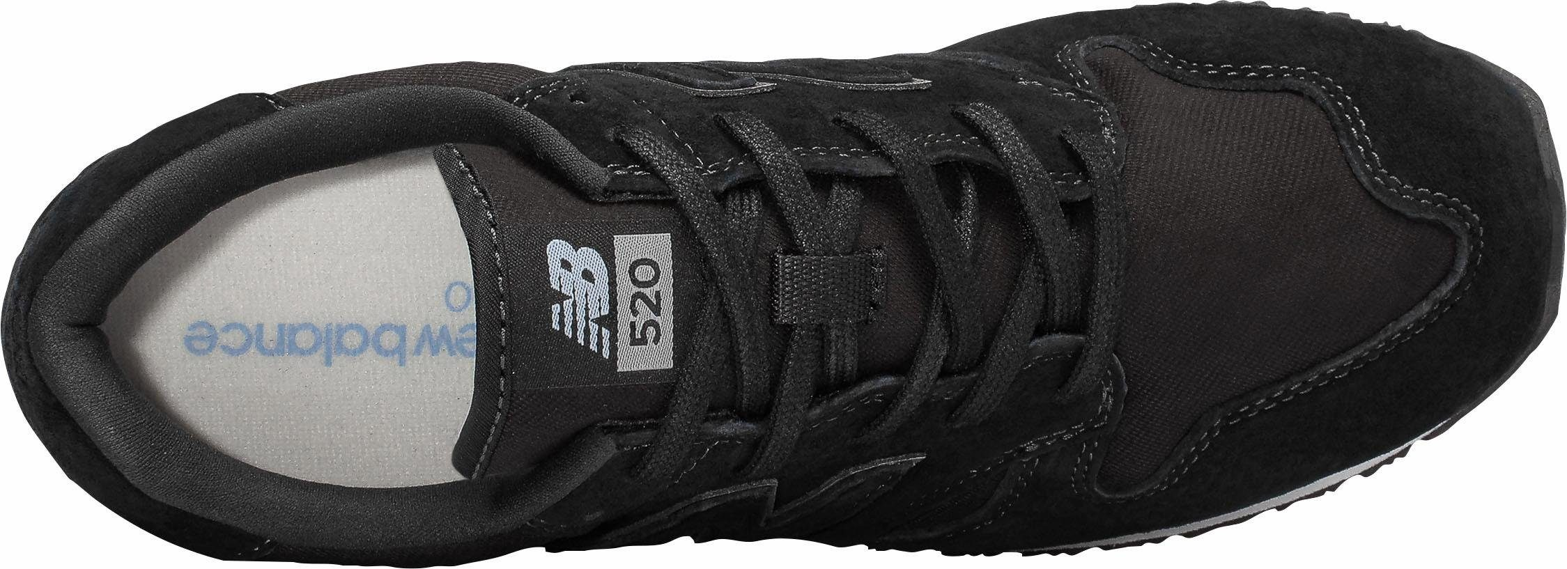 New Balance WL 520 Sneaker online kaufen  schwarz