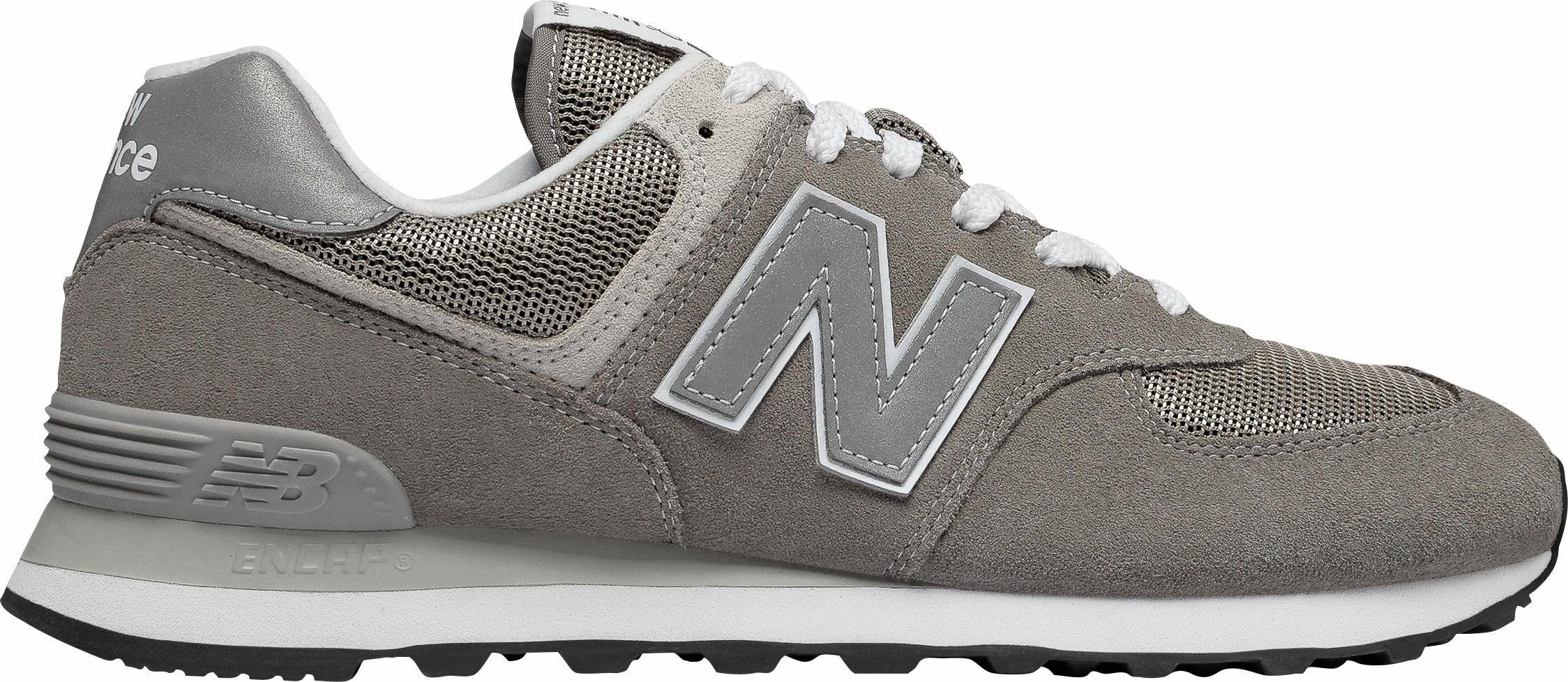 New Balance Iconic ML 574 Grey Day Sneaker  grau