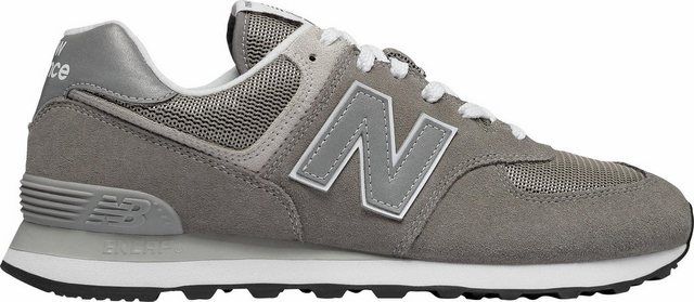 New Balance Iconic ML 574 Grey Day Sneaker