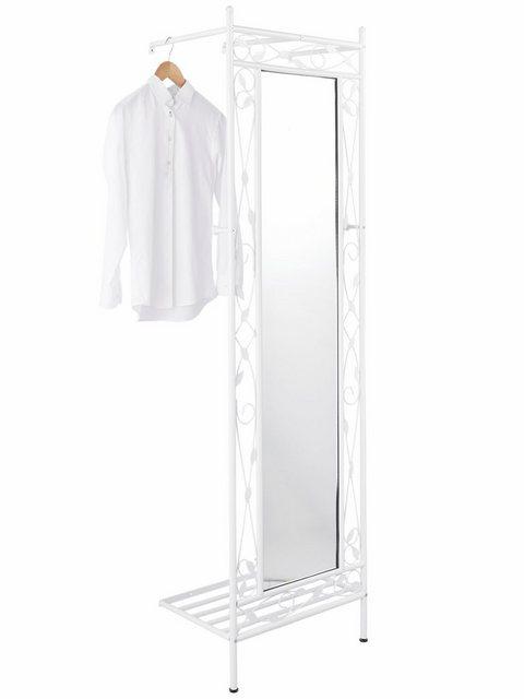 Garderoben Sets - heine home Spiegelgarderobe aus Metall  - Onlineshop OTTO