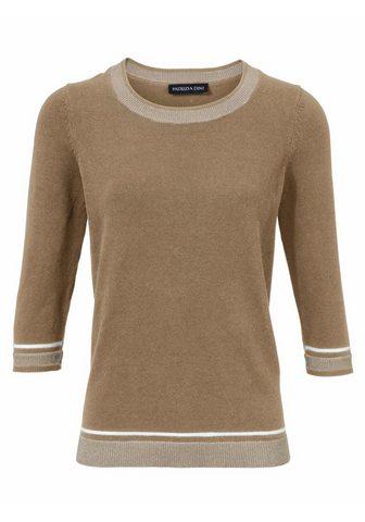 TIMELESS пуловер с круглым вырезом c р...